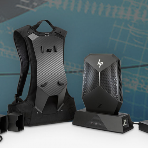 HP Z VR Backpack G1 (3JS70PA#AB5)